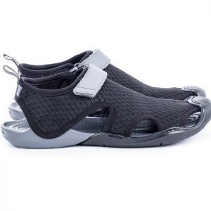 Women's Black and Gray Water Shoes
